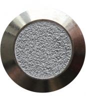 Noppe aus Edelstahl 35mm, mit Farbfüllung aus abrasivem Klebeband