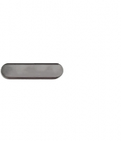 Leitlinie aus Edelstahl, 17x140mm, blank