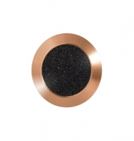 Noppe aus Bronze 35mm, mit Farbfüllung aus abrasivem Klebeband