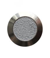 Noppe aus Edelstahl 25mm, mit Farbfüllung aus abrasivem Klebeband